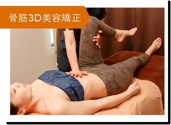 3D美容骨盤調整